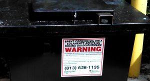 keeping grills clean - bearwise