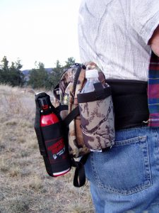 bear spray when hiking